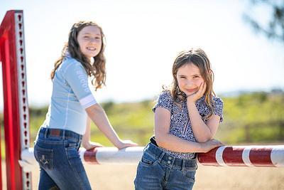 Equestrian Kids Fashion :: Horse & Style Magazine Press Feature