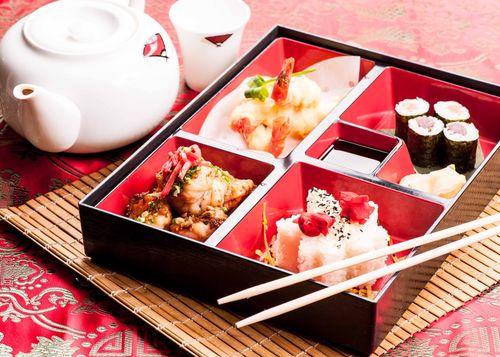 Bento Box, Sheraton Saket