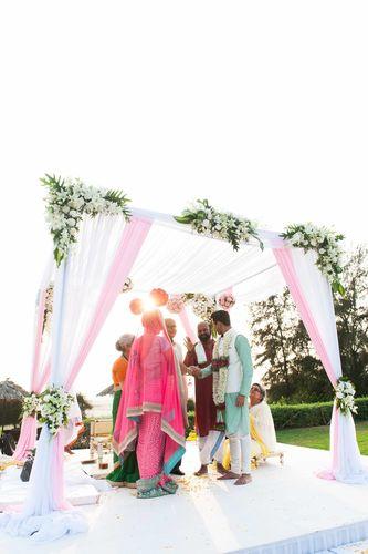 Indian Wedding in Goa