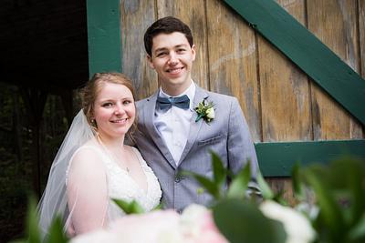 Michelle & Sam Wedding