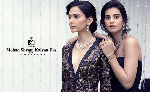 Branding campaign for Mohan Shayam Kalyan Das