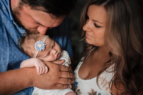 Georgia G Newborn
