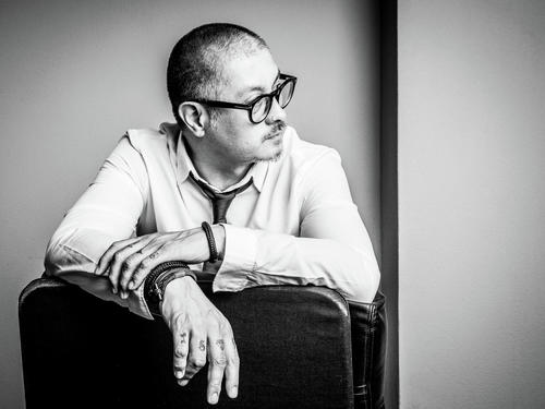 Danny Timp - ontwerper voor o.a. G-STAR en America Today