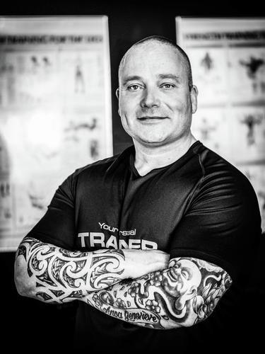 Nicolai Verburg - Owner/Trainer at Work Your Body