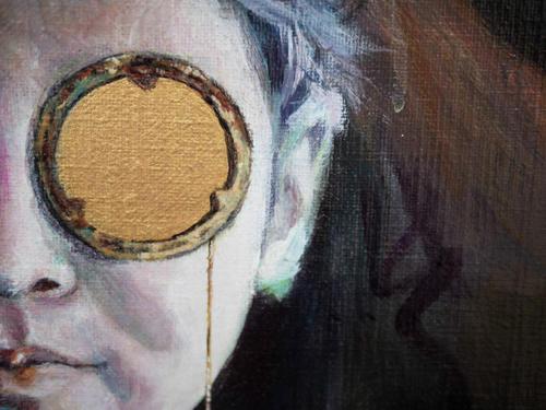 Pauline Zeij Contemporary Art - Reproductie detail