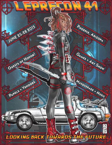 LepreCon Poster