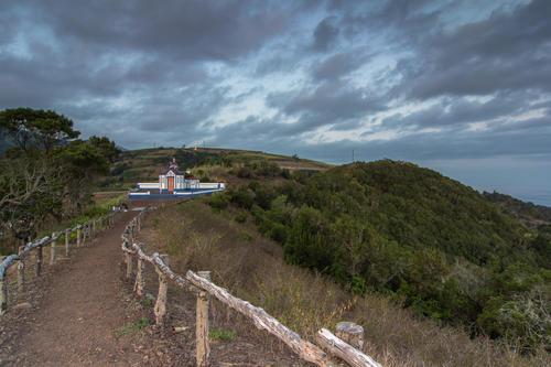 Ermida de Nossa Senhora do Monte Santo - São Miguel Açores