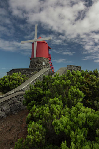 Moinho de Vento - Pico Açores