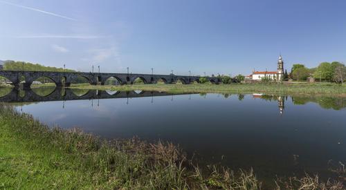 Rio de Ponte de Lima - Portugal