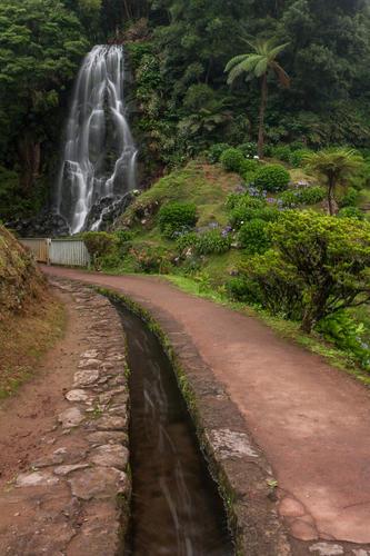 Cascata Ribeira dos Caldeirões - São Miguel Açores