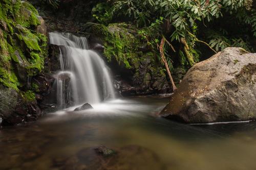 Cascata da Ribeira Funda - São Miguel Açores