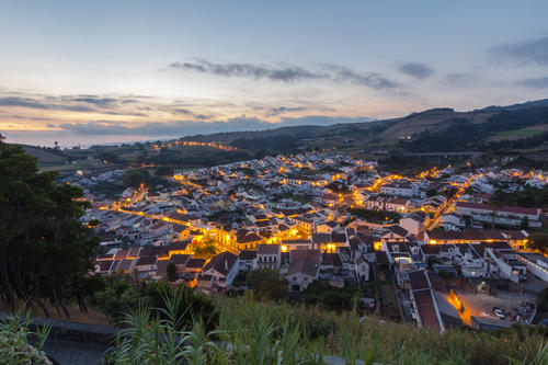 Vila de Água de Pau - São Miguel Açores