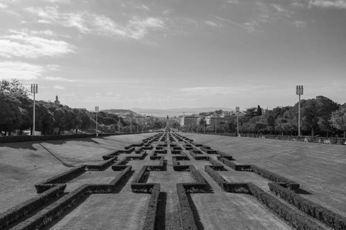 Parque Eduardo VII - Lisboa - Portugal