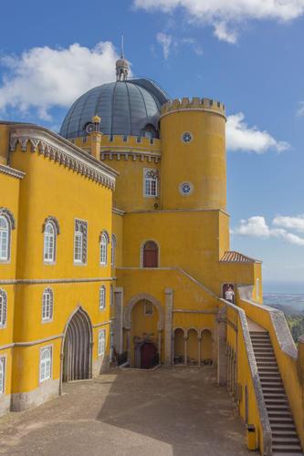 Palácio Nacional da Pena - Sintra - Portugal
