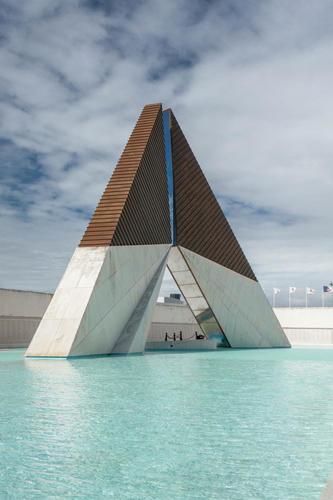 Monumento aos Combatentes do Ultramar - Lisboa - Portugal