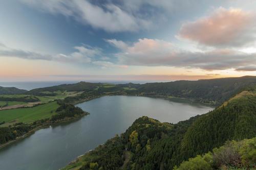 Lagoa das Furnas - São Miguel Açores