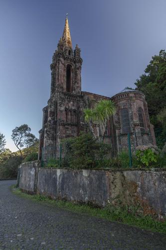 Capela de Nossa Senhora das Vitórias - São Miguel Açores