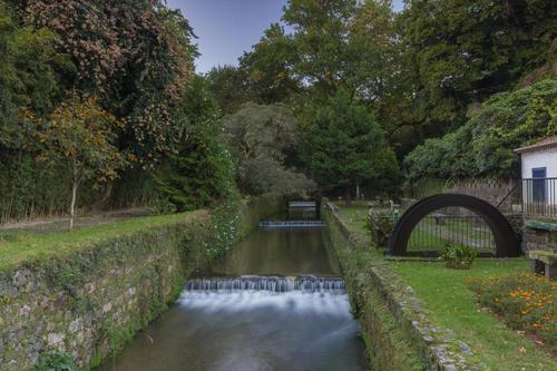 Jardim D. Beatriz do Canto - Furnas - São Miguel Açores