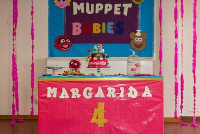 4º Aniversário Margarida