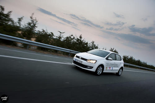 Fuel consumption world record