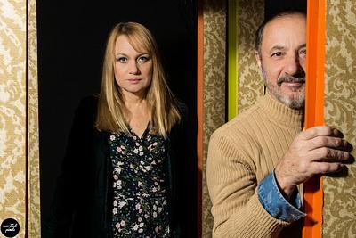 Actors interview photo shoot 1