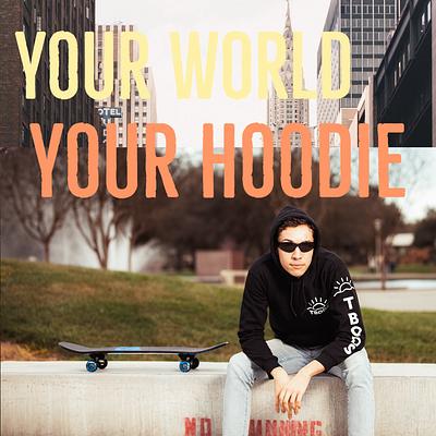 TBODS Hoodie Advertising Shoot