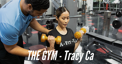 The Gym, Tracy CA