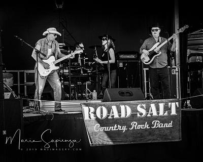 Road Salt at Extreme Country Fair