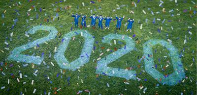 2020 Sanborn Graduates