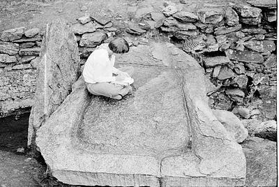 America's Stonehenge Scans of Old Pics