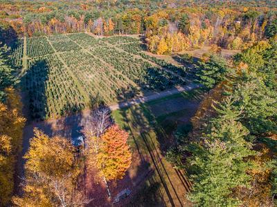 Highland Plantation Christmas Tree Farm Aerial Photographs