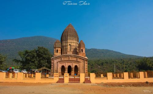 Radha Krishna Temple - Garhpanchakot, Purulia