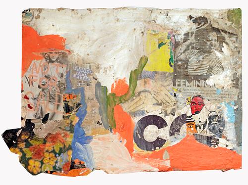Not_for_sale_Técnica Mista S/Cartazes_69x52cm