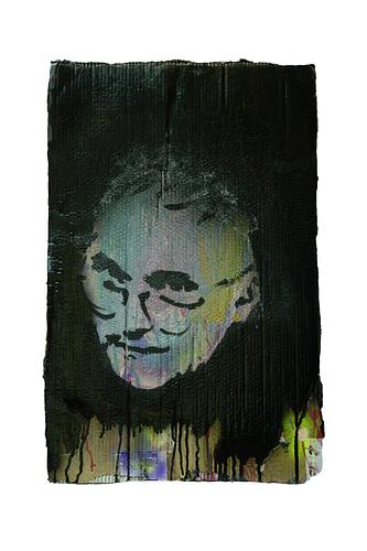 David Hockney_Técnica Mista S/Cartão_47x71cm