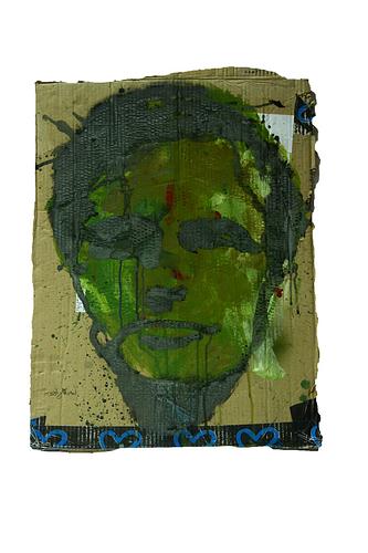 Modigliani_Técnica Mista S/Cartão_48x63cm