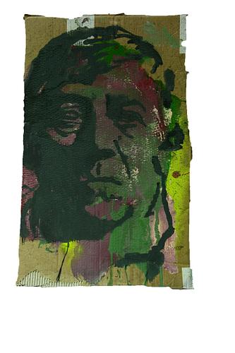 Picasso_Técnica Mista S/Cartão_45x72cm