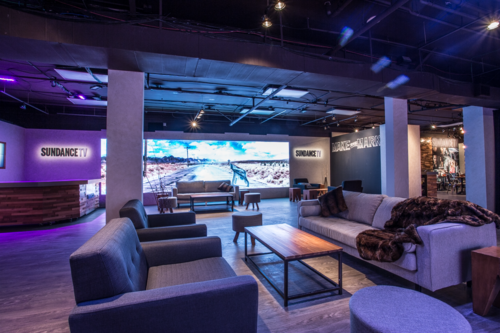 SUNDANCE TV HQ 2016