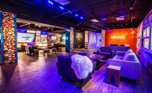 SUNDANCE TV HQ 2017