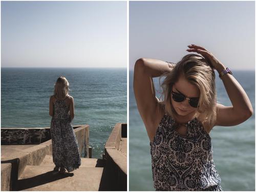 Piękna Laura w pięknym Lagos