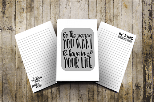 Bold Gray Planner Pack
