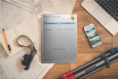 Travel Planner Templates