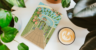 Lovely Lush Gardens Coloring Pack