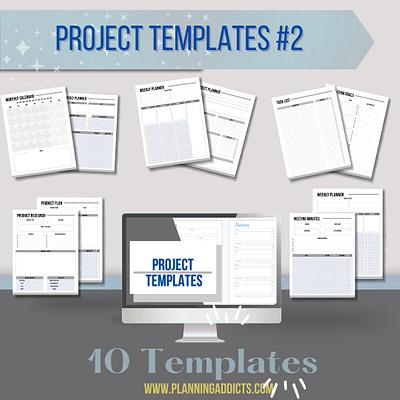 Project Planner Templates #2