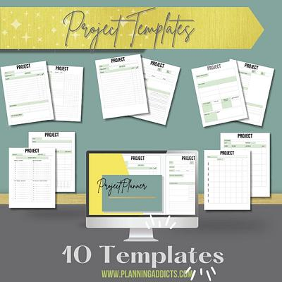 Project Planner Templates #1