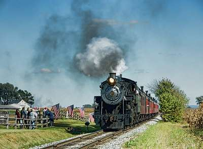 Strasburg Rail Road Adventure
