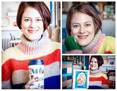 Meet Artist Gillian Pearl