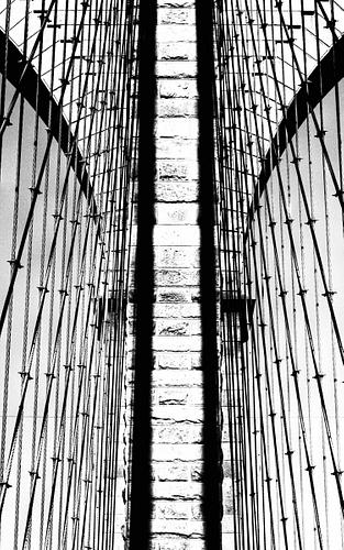 The Brooklyn Bridge, New York Icon