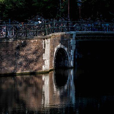 Through the Canal Amsterdam
