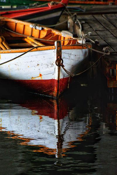 Wooden Boats, Boston