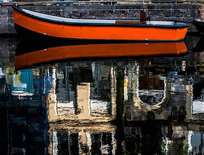 Amsterdam, fun with Reflections